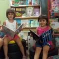 Quattro sotto il tetto di una libreria magica