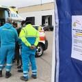 Il cuore grande della Puglia: partita per Brescia una equipe sanitaria delle Misericordie