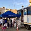 Moving Lab, anche a Trani successo per il progetto estivo della Polizia