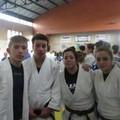 Judo Trani, quattro atleti ad uno stage a Napoli