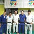 """Judo Trani, alla gara  """"Puglia Star """" sul podio Angelo Rutigliano e Nicolangelo Lotito"""