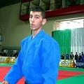 Manzi alla finale dei Campionati Italiani di Judo