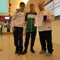 Judo Trani, palma di bronzo al merito per il tecnico Nicola Loprieno