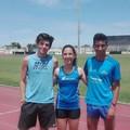 Atletica: Gadaleta, Kefi e Porceddu volano ai campionati italiani Allievi