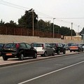 Parcheggio selvaggio su via Corato