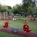 Parco giochi a Pozzopiano