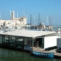 Piattaforma galleggiante sul Porto di Trani: presto i lavori di messa in sicurezza