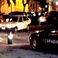 I pilomat non vanno giù, Carabinieri intrappolati sul porto