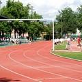 Un campo di atletica al Monsignor Addazi