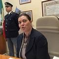 Commissariato di Trani, la dirigente Luisa D'Agostino saluta e lascia il comando