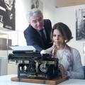 Il Museo della macchina da scrivere di Trani al Tg5