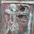 Ruggine e corrosione sul nuovo portale della Cattedrale di Trani?