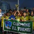 La Soccer Trani al primo torneo Saporosa Cup sale sul podio