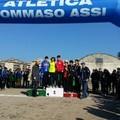Grande entusiasmo per il Campionato provinciale individuale di Cross