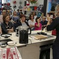 La food blogger Queen's Kitchen ospite al negozio Prisma di Barletta