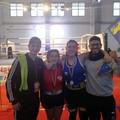 Coppa Italia di Light Boxe, ottimi risultati per gli atleti tranesi