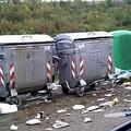 Sempre troppi rifiuti in via Martiri di Palermo