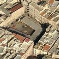 Piazza Longobardi e la chiesa dell'Annunziata