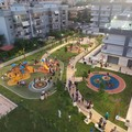 Bottaro: «Il parco dei Cinque Sensi è il più bello della città, è vostro,  abbiatene cura!»