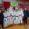 Trofeo Arcobaleno Karate Kata/Kumite, sul podio la Asd Guglielmi di Trani