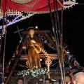 Festa patronale, oggi il rientro di San Nicola al Monastero di Colonna
