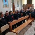 Precetto pasquale dei Carabinieri della Bat, presente anche l'associazione di Trani