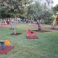 Villa comunale, il Parco giochi e la  Chiocciola saranno più illuminati