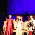 Settimana medievale, oggi le nozze di Re Manfredi e lo spettacolo delle fontane danzanti