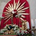 Crocifisso di Colonna, il programma ufficiale
