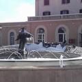 Riqualificazione monumentale, in programma la manutenzione della statua di San Francesco