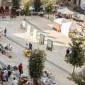 Torna la fontana in piazza Longobardi: l'annuncio dell'assessore Briguglio