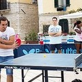 Tennis tavolo, weekend tra alti e bassi