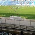 Calcio, il Trani batte 1-0 l'Unione Bisceglie con una rete di Moussa