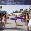 Trani Triathlon Sprint 2021: madrina della manifestazione Silvia Salis, vicepresidente vicario del Coni