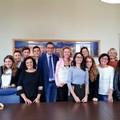 """Scuola, l'Amministrazione incontra i vincitori del concorso  """"Federchimica 2018 """""""