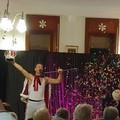Festa di Natale tra musica e spettacolo a Villa Dragonetti