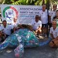 """Befana di solidarietà: dai volontari dell'associazione  """"Amici del Mare """" doni ai bambini dell'ospedale"""
