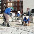 Ripartono i lavori nella pinetina di via Andria, Ferrante: «Sarà consegnata quanto prima»