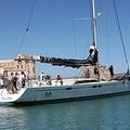 Trofeo Pennetti, sfilata nel mare di Trani
