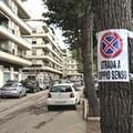 Trasgressione delle norme stradali in via Bari