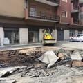 Rifacimento del manto stradale, i lavori partono da via Pappolla