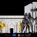 """""""Aspettando la Disfida """", a Barletta il Videomapping sulla facciata della Basilica del S. Sepolcro"""