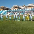 Trani-Novoli senza storia, finale 4-0