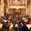 I volontari di Trani si danno appuntamento in occasione della festività di San Vincenzo de' Paoli