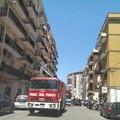 Si sente male in casa: donna salvata dai vigili del fuoco