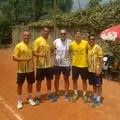 Il Tennis Club sbaraglia gli avversari romani e passa in serie B