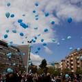 """Anche la scuola Beltrani si tinge di  """"blu """" in occasione della Giornata mondiale sull'autismo"""