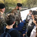Un giorno da soldato, la caserma di Trani apre le porte agli studenti