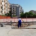 A Trani la presentazione della pista di pattinaggio dopo i lavori di manutenzione