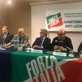 Michele Simone incontra il popolo di Forza Italia a Bari